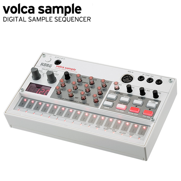 Korg(コルグ) / VOLCA-SAMPLE サンプルシーケンサー
