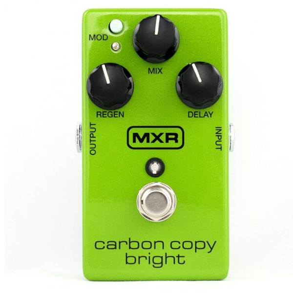 Jim Dunlop / MXR M269SE CARBON COPY BRIGHT アナログディレイ ギターエフェクター ジム・ダンロップ 【限定500台】