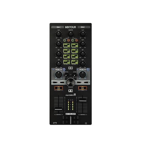 Reloop(リループ) / MIXTOUR - 【iOS/Android djay2専用】 DJコントローラー