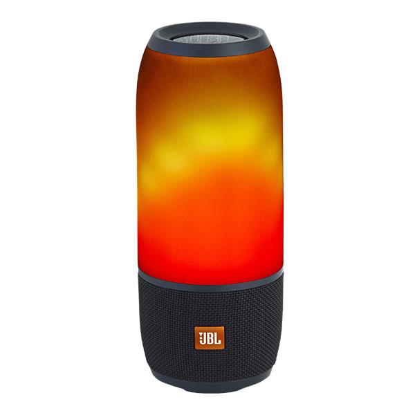JBL / PULSE3 (ブラック) 防水Bluetoothワイヤレススピーカー 直輸入品