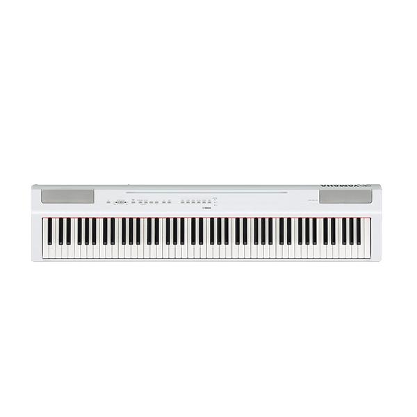 YAMAHA(ヤマハ) / P-125WH ホワイト - 電子ピアノ -