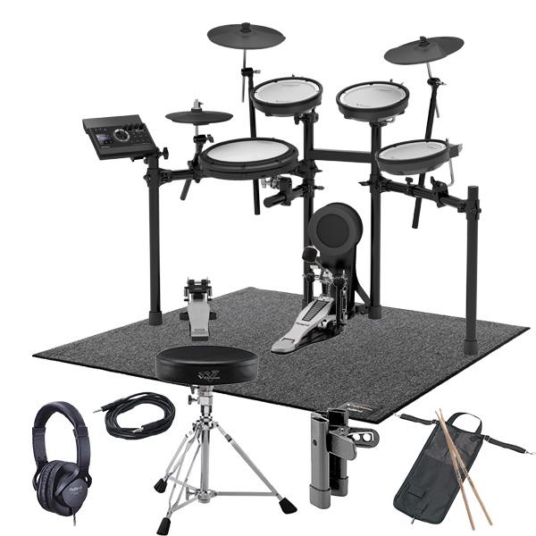7大特典付 【純正セット】 Roland(ローランド) / TD-17KV-S [V-Drums 電子ドラム エレドラ Vドラム]【10月以降入荷予定】