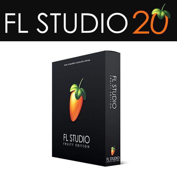 1大特典付 Image-Line / FL Studio 20 Fruity 【通常版】 DTM音楽ソフト DAW イメージライン