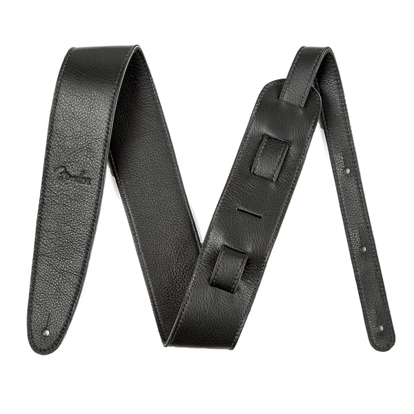 FENDER / ARTISAN CRAFTED LEATHER STRAPS - 2.5