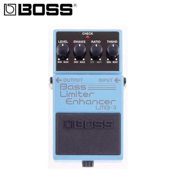 Boss(ボス) / Bass Limiter Enhancer LMB-3 - ベースリミッターエンハンサー 《ベースエフェクター》