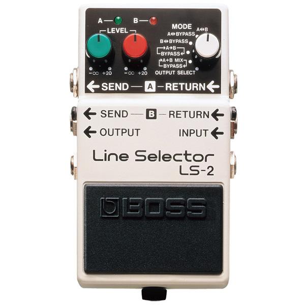 Boss(ボス) / Line Selector LS-2 - ラインセレクター -