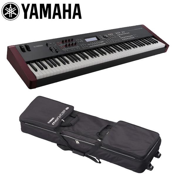 大特典付 【キャスター付き専用ケースセット】 Yamaha(ヤマハ) / MOXF8 & SC-MX88