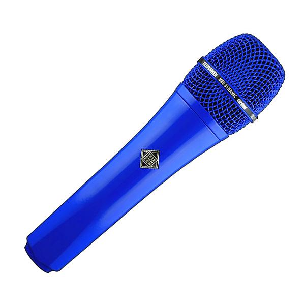 TELEFUNKEN / M80 BLUE 【マイククリップ及び専用ケース付属】 ダイナミックマイク テレフンケン