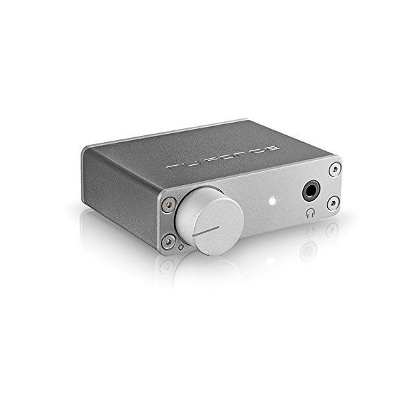 DSD 11.2MHz対応の小型USB DAC / ヘッドホンアンプ NuForce uDAC5 DSD 11.2MHz対応の小型USB DAC / ヘッドホンアンプ 直輸入品 ニューフォース