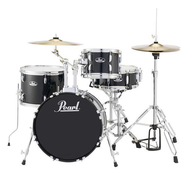 Pearl(パール) / ROADSHOW 小口径セット 【RS584C/C #31(ジェット・ブラック)】 - コンパクト・ドラムセット - 【10~11月入荷予定】