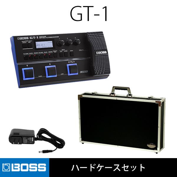 1大特典付 【ハードケースセット】Boss(ボス) / GT-1 - マルチエフェクター -