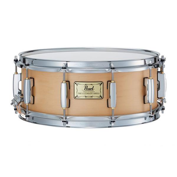 [在庫有り即納可能]Pearl(パール) / TNF1455S/C [THE Ultimate Shell Snare Drums supervised by 沼澤尚] [TYPE 2] (4ply / 3.6mm) スネアドラム