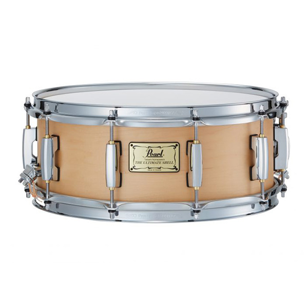 Pearl(パール) / TNS1455S/C [THE Ultimate Shell Snare Drums supervised by 沼澤尚] [TYPE 1] (6ply 6.1mm) スネアドラム 【2018年9~10月発売予定】