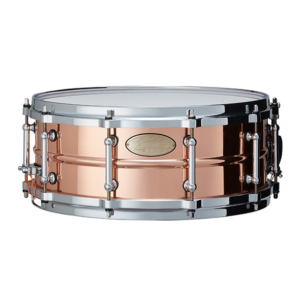 Pearl(パール)/ STA1455CO/SY [SensiTone/ Copper Snare Copper Drum supervised Drum by 真矢] スネアドラム, モデルベースZ:f64b76c7 --- dell-p.com