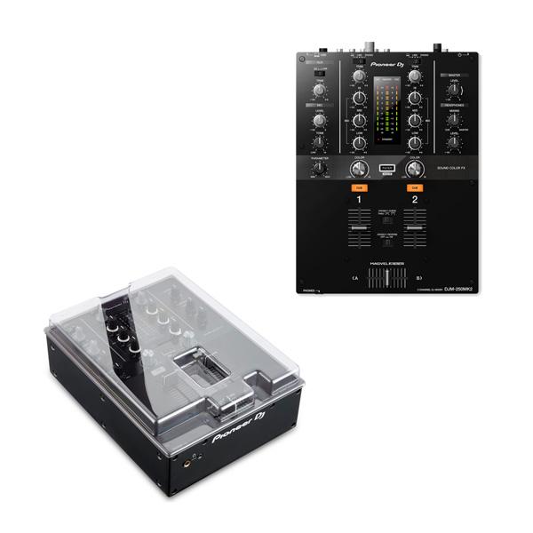 1大特典付 Pioneer(パイオニア) / DJM-250MK2 - DVS機能搭載 2ch DJミキサー-【専用デッキセーバープレゼント!】