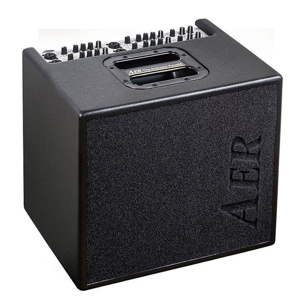 AER Domino 3 100Wx2 ステレオ アコースティックアンプ 【アンプカバー付属】