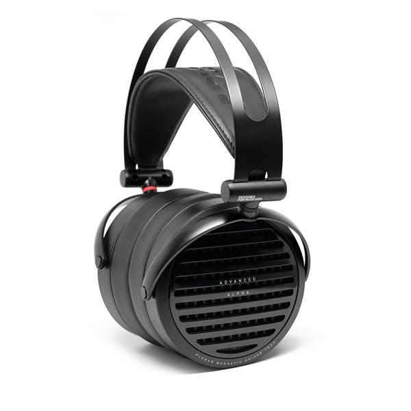 1大特典付 ADVANCED / Alpha - 平面磁界型ヘッドホン -