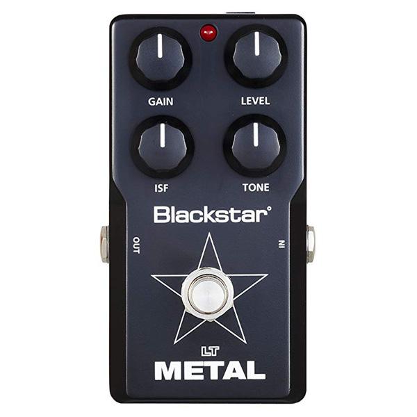 【緊急告知 12/19~26限定エントリ―P7倍】Blackstar(ブラックスター) / LT METAL - ディストーション - 《ギターエフェクター》