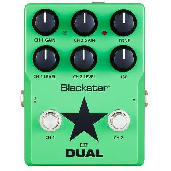 Blackstar(ブラックスター) / LT DUAL - オーバードライブ・ディストーション - 《ギターエフェクター》