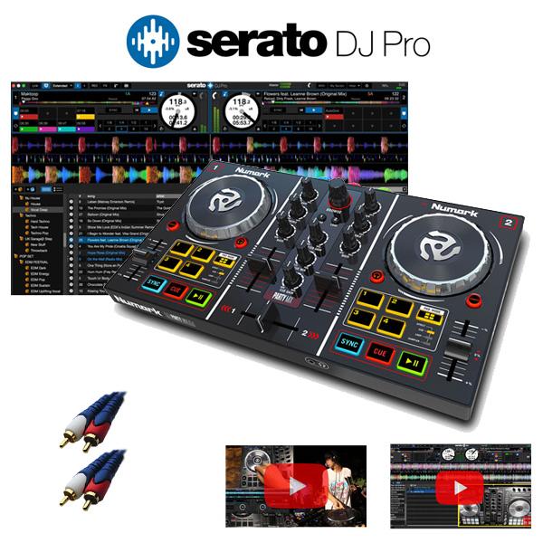 大特典付 Numark(ヌマーク) / Party Mix / Serato DJ Proセット 【5月頃予定】