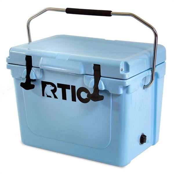 RTIC / RTIC 20 (Blue) 容量:約19L クーラーボックス
