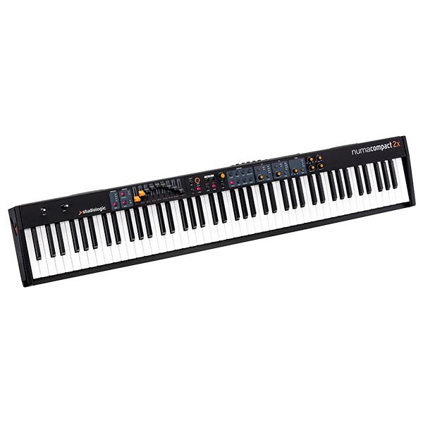 Studiologic(スタジオロジック) / Numa Compact 2x 88鍵盤 - 軽量 ステージピアノ -