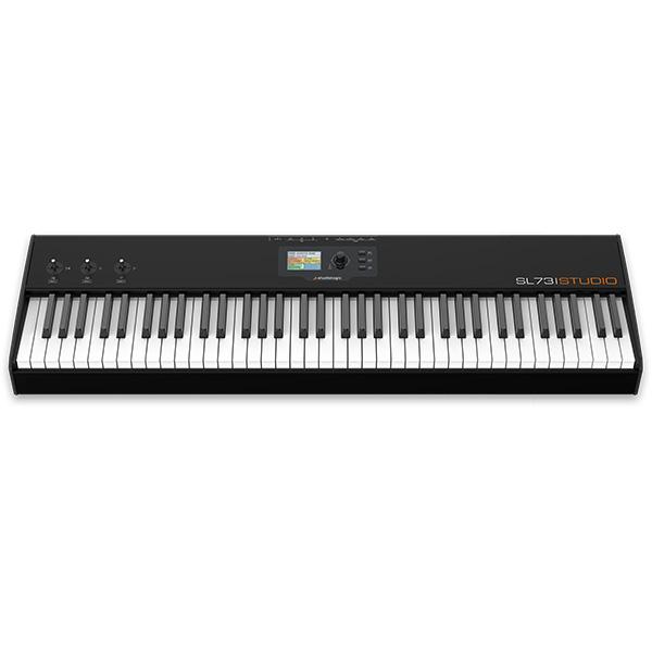 Studiologic(スタジオロジック) / SL73 STUDIO【フットスイッチPS100付き】 - MIDIコントローラ・キーボード -