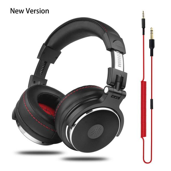 OneOdio(ワンオーディオ) / Pro-50 DJステレオモニターヘッドフォン ヘッドセットマイク付き 直輸入品