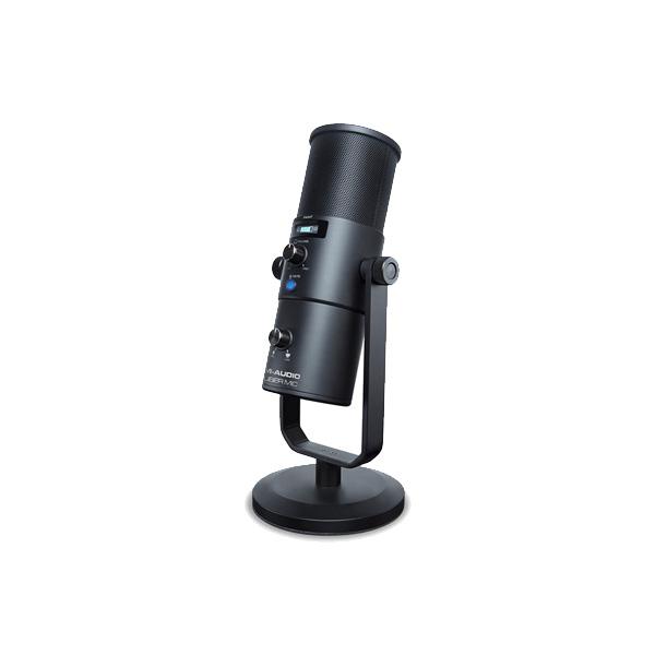 1大特典付 M-Audio(エム・オーディオ) / UBER MIC - USBコンデンサーマイク -