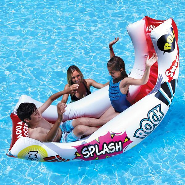Poolmaster / Rocker Fun Float ウォーターフロート 浮き輪 海外品