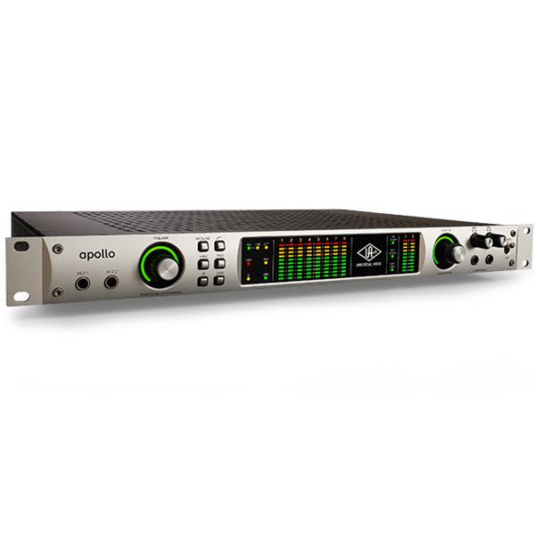 Universal Audio / Apollo FireWire オーディオ・インターフェース ユニバーサルオーディオ