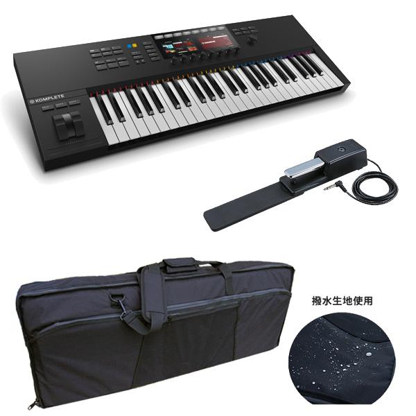 人気商品の 2大特典付 【撥水ケースプレゼント】KOMPLETE KONTROL S49 MK2/ Native Instruments(ネイティブインストゥルメンツ) - MIDIキーボード49鍵 -, アクアライト c8185d6b
