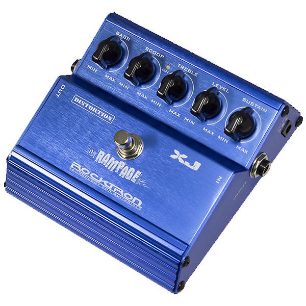 Rocktron(ロックトロン) / Rampage XJ - ディストーション - 《ギターエフェクター》