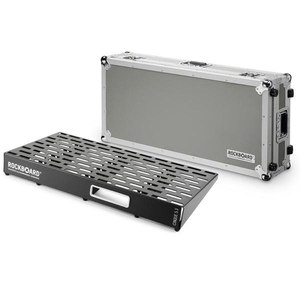 Warwick(ワーウィック) / RockBoard CINQUE 5.3 81 x 41,6 with Flightcase ペダルボード 【フライトケース付き】 【納期はお問い合わせ下さい】