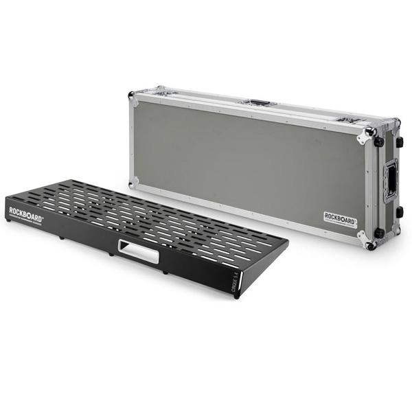 Warwick(ワーウィック) / RockBoard CINQUE 5.4 102 x 41,6 with Flightcase ペダルボード 【フライトケース付き】 【納期はお問いあわせ下さい】