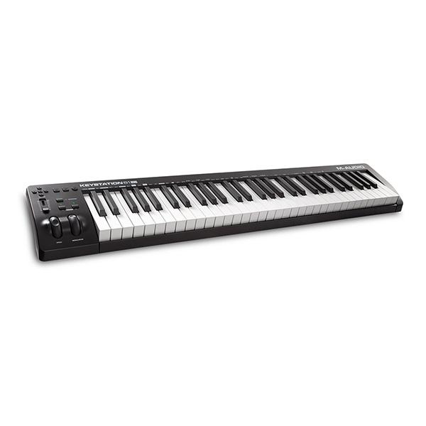 【正規通販】 M-Audio(エム・オーディオ) / Keystation 61 MK3 (61鍵盤) - MIDIキーボード ・ コントローラー - 【Pro Tools First M-Audio Edition、Ableton Live Lite付属】【2月下旬頃予定】, ハセガワセレクト 53ca463a
