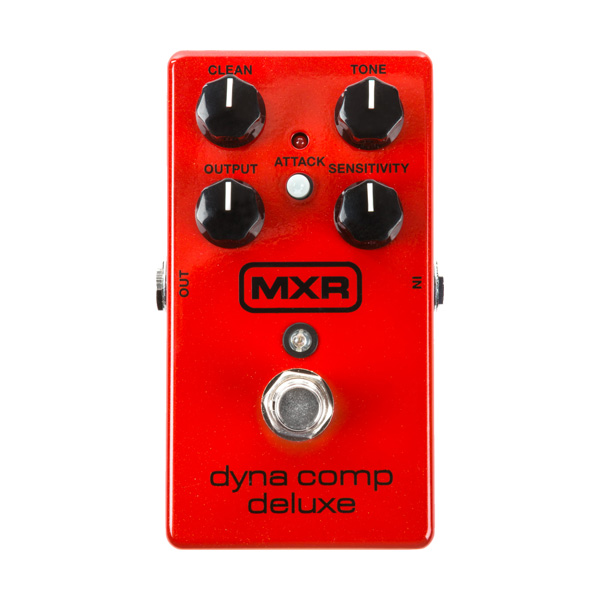 MXR / M228 DYNA COMP DELUXE コンプレッサー