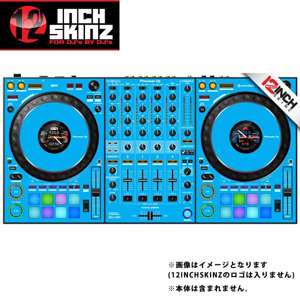 【送料0円】 12inch SKINZ(Lite SKINZ/ Pioneer DDJ-1000 SKINZ SKINZ(Lite Blue)【DDJ-1000用スキン Pioneer】, 厨房キング:d5f60a93 --- claudiocuoco.com.br