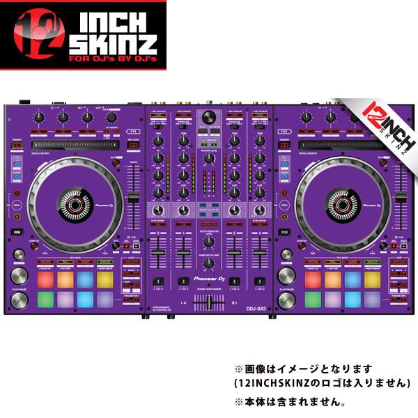 12inch Pioneer SKINZ/ Pioneer SKINZ DDJ-SX3 SKINZ(Purple)【DDJ-SX3用スキン DDJ-SX3】, BREAKOUT:03359293 --- harrow-unison.org.uk