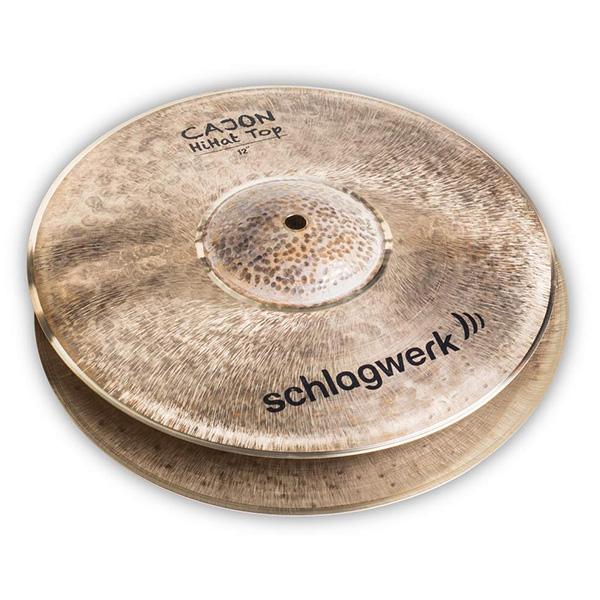 Schlagwerk(シュラグヴェルク) / SR-CHH12 [Cajon HiHats 12