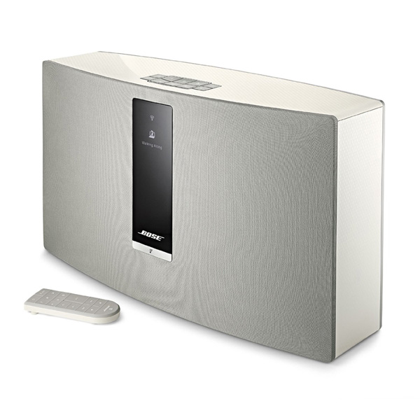 Bose SoundTouch 30 Series III wireless music system (White) ワイヤレスミュージックシステム 【アウトレット品/液晶画面に問題有】 直輸入品 ボーズ