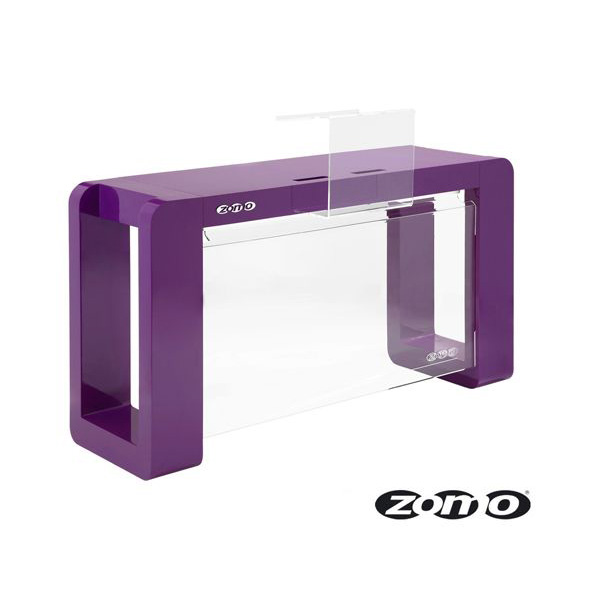 Zomo(ゾモ) / Deck Stand Berlin MK2 LTD PURPLE - 全世界10台限定 DJテーブル - 《組立式》