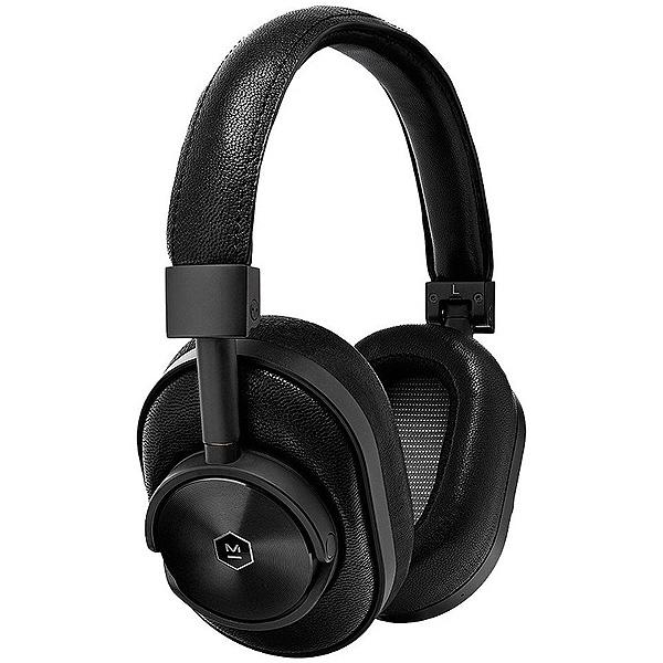 MASTER & DYNAMIC / MW60 (BLACK/BLACK) Bluetooth対応 ワイヤレスヘッドホン 直輸入品 マスターアンドダイナミック