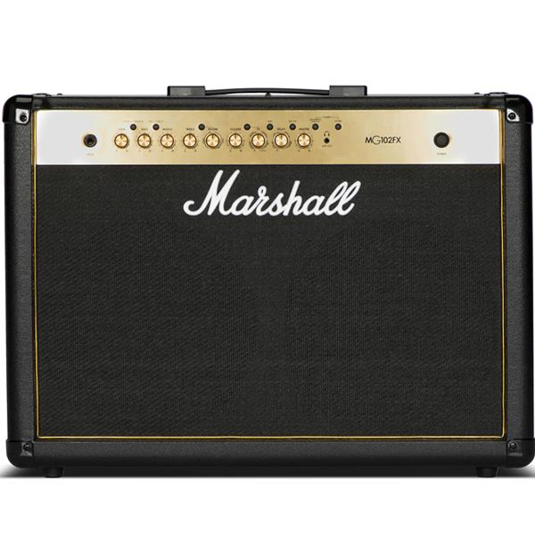 1大特典付 Marshall(マーシャル) / MG102FX - 100W ギターアンプ - 【OAタッププレゼント!】