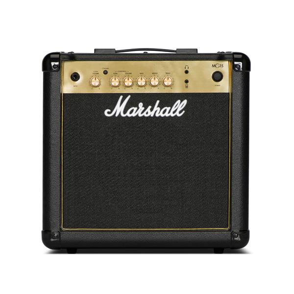 1大特典付 Marshall(マーシャル) / MG15 - 15W ギターアンプ - 【OAタッププレゼント!】