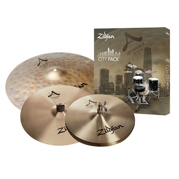 Zildjian(ジルジャン) / A Zildjian CITY PACK-New Beat 12