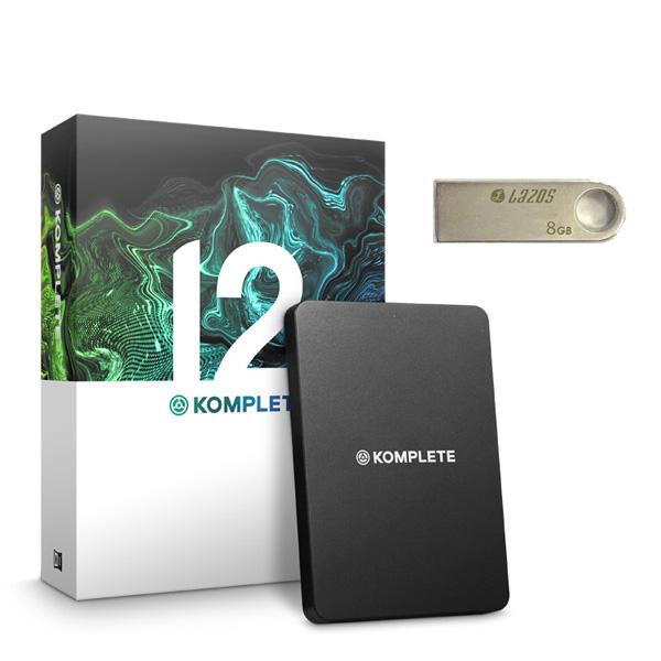 KOMPLETE 12 / Native Instruments(ネイティブインストゥルメンツ)