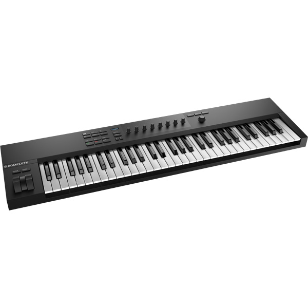 KOMPLETE KONTROL A61 / Native Instruments(ネイティブインストゥルメンツ) - MIDIキーボード61鍵 -