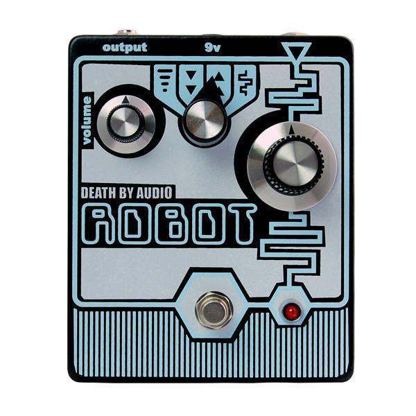 1大特典付 Death by Audio / ROBOT ロボットファズ 《ギターエフェクター》 直輸入品 デスバイオーディオ