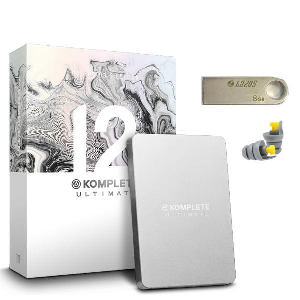 2大特典付 KOMPLETE 12 ULTIMATE Collector's Edition / Native Instruments(ネイティブインストゥルメンツ)